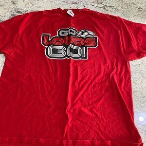 New Mexico Lobos Shirt - Size XL